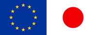 Flaggikoner Japan-EU